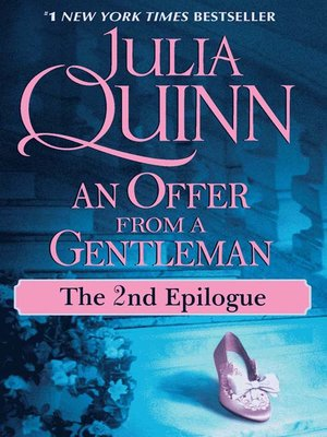 cover image of An Offer From a Gentleman