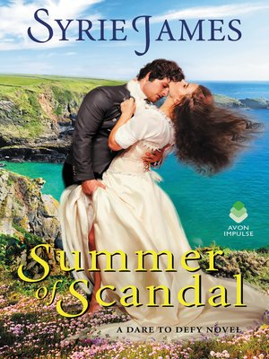 cover image of Summer of Scandal