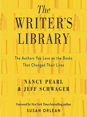 cover image of The Writer's Library