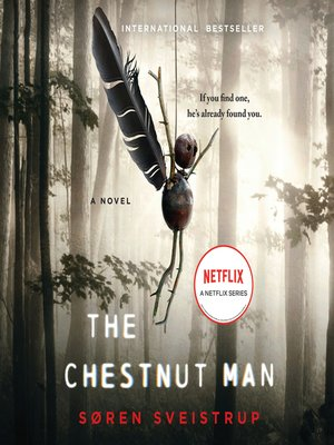 cover image of The Chestnut Man