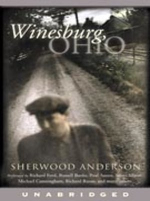 cover image of Winesburg, Ohio