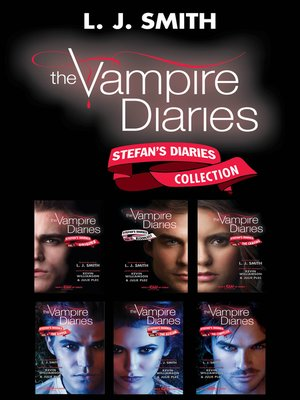 cover image of Stefan's Diaries Collection