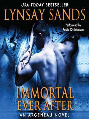 cover image of Immortal Ever After