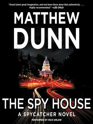 cover image of The Spy House