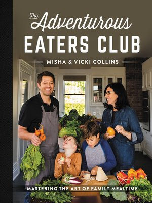 cover image of The Adventurous Eaters Club