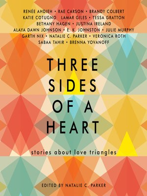cover image of Three Sides of a Heart