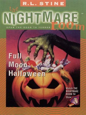 cover image of Full Moon Halloween