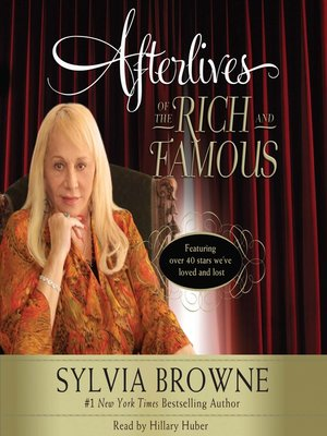 cover image of Afterlives of the Rich and Famous