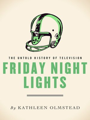 cover image of Friday Night Lights