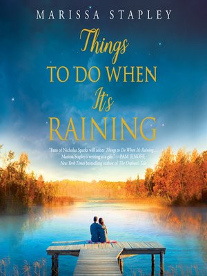 cover image of Things to Do When It's Raining