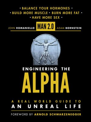 cover image of Man 2.0 Engineering the Alpha