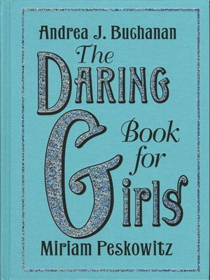 cover image of The Daring Book for Girls