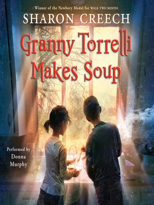 cover image of Granny Torrelli Makes Soup