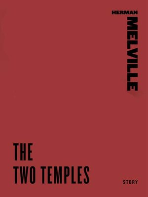cover image of The Two Temples