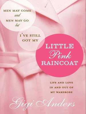 cover image of Little Pink Raincoat