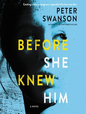 cover image of Before She Knew Him