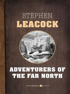 cover image of Adventurers of the Far North