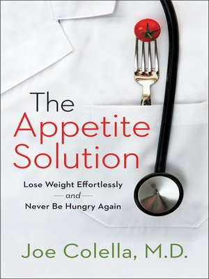 cover image of The Appetite Solution