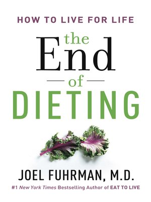 cover image of The End of Dieting