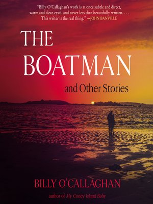 cover image of The Boatman and Other Stories