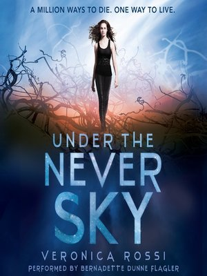 cover image of Under the Never Sky