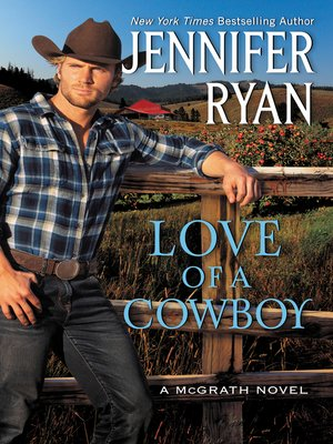 cover image of Love of a Cowboy