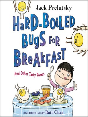 cover image of Hard-Boiled Bugs for Breakfast