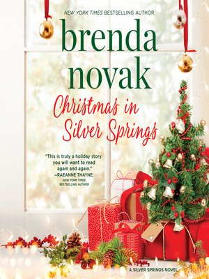 cover image of Christmas in Silver Springs