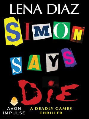 cover image of Simon Says Die