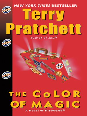 cover image of The Color of Magic