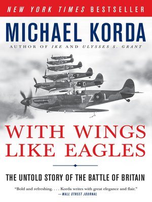 cover image of With Wings Like Eagles
