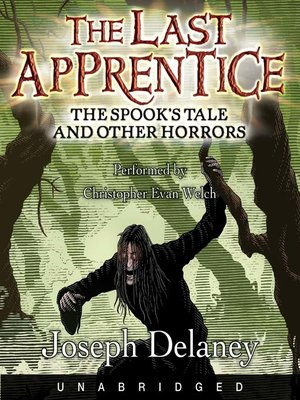 cover image of The Spook's Tale