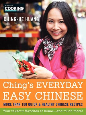 cover image of Ching's Everyday Easy Chinese