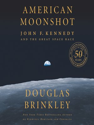 cover image of American Moonshot