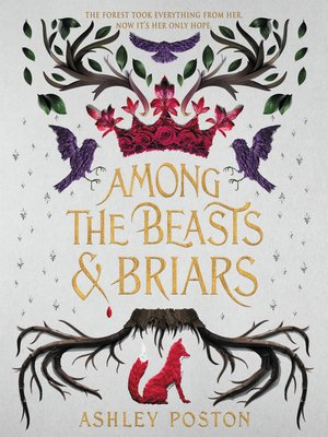 cover image of Among the Beasts & Briars