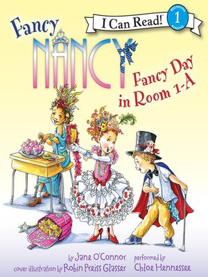 cover image of Fancy Day in Room 1-A