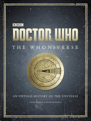 cover image of The Whoniverse