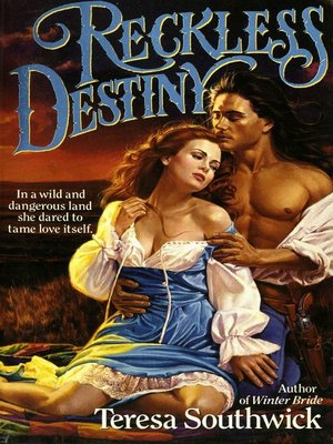 cover image of Reckless Destiny