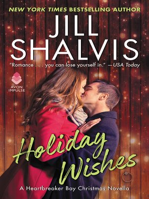 cover image of Holiday Wishes