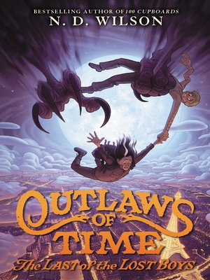 cover image of Outlaws of Time #3