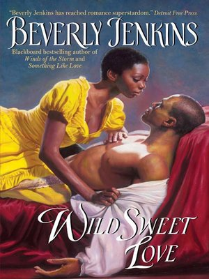cover image of Wild Sweet Love