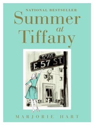cover image of Summer at Tiffany