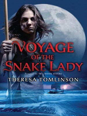 cover image of Voyage of the Snake Lady