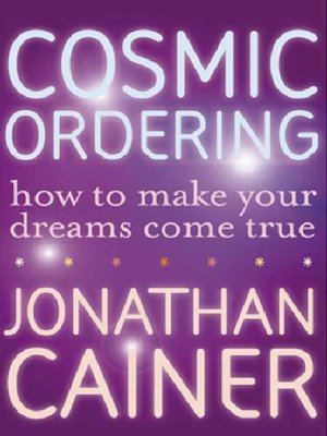 cover image of Cosmic Ordering