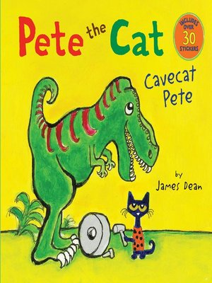cover image of Cavecat Pete