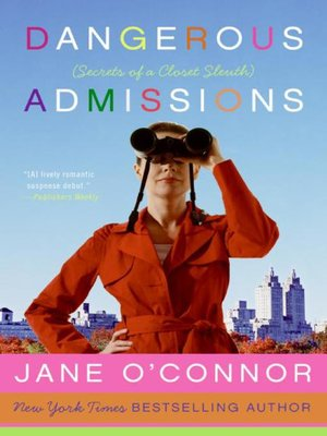 cover image of Dangerous Admissions
