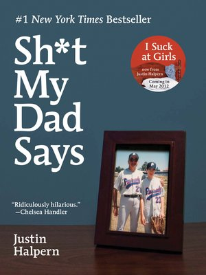 cover image of Sh*t My Dad Says