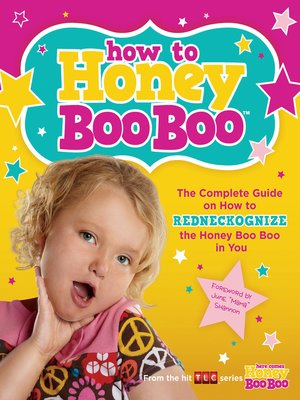 cover image of How to Honey Boo Boo