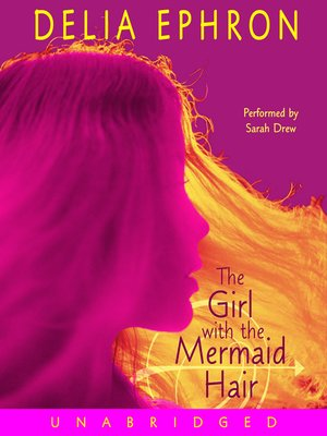 cover image of The Girl with the Mermaid Hair