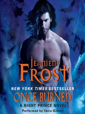 cover image of Once Burned